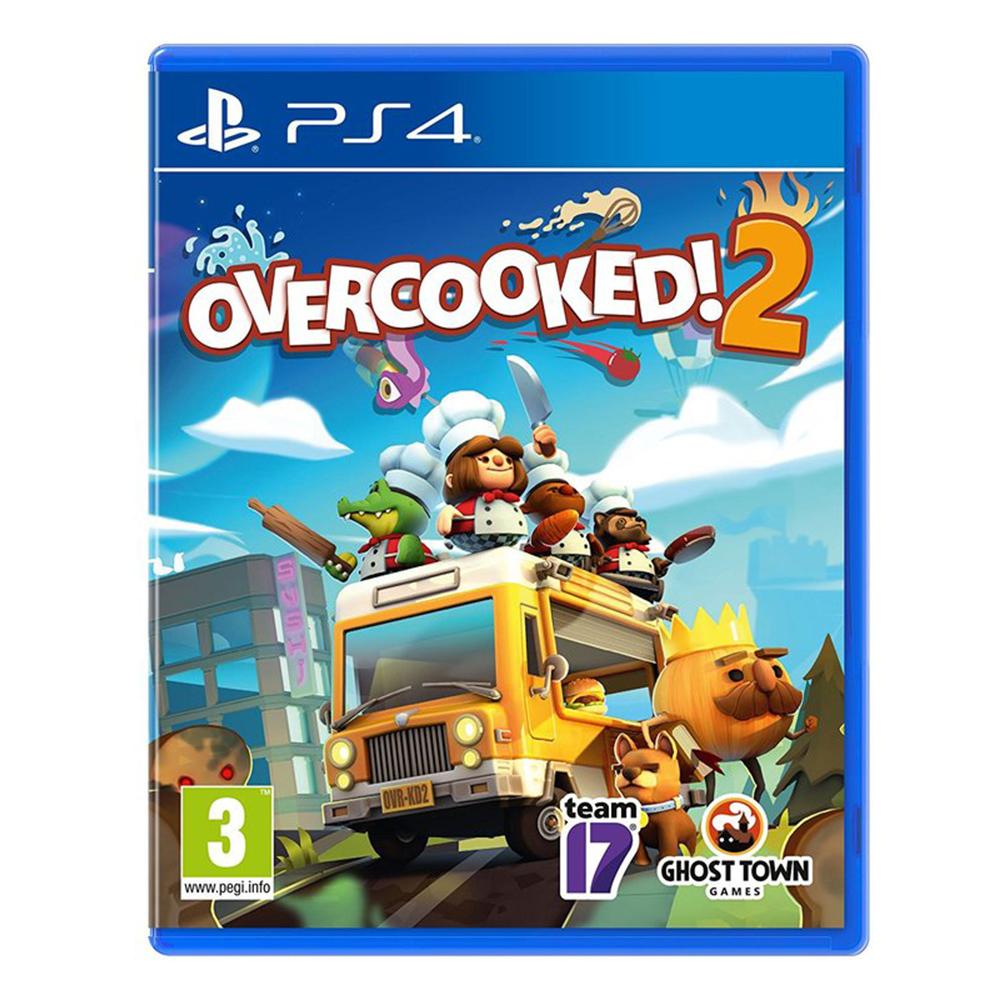PS4 煮過頭2 Overcooked 2_國際版