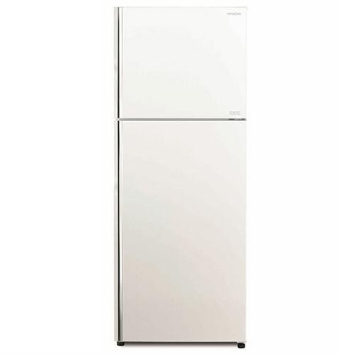 日立 443公升雙門(與RG449同款)冰箱GPW琉璃白RG449GPW