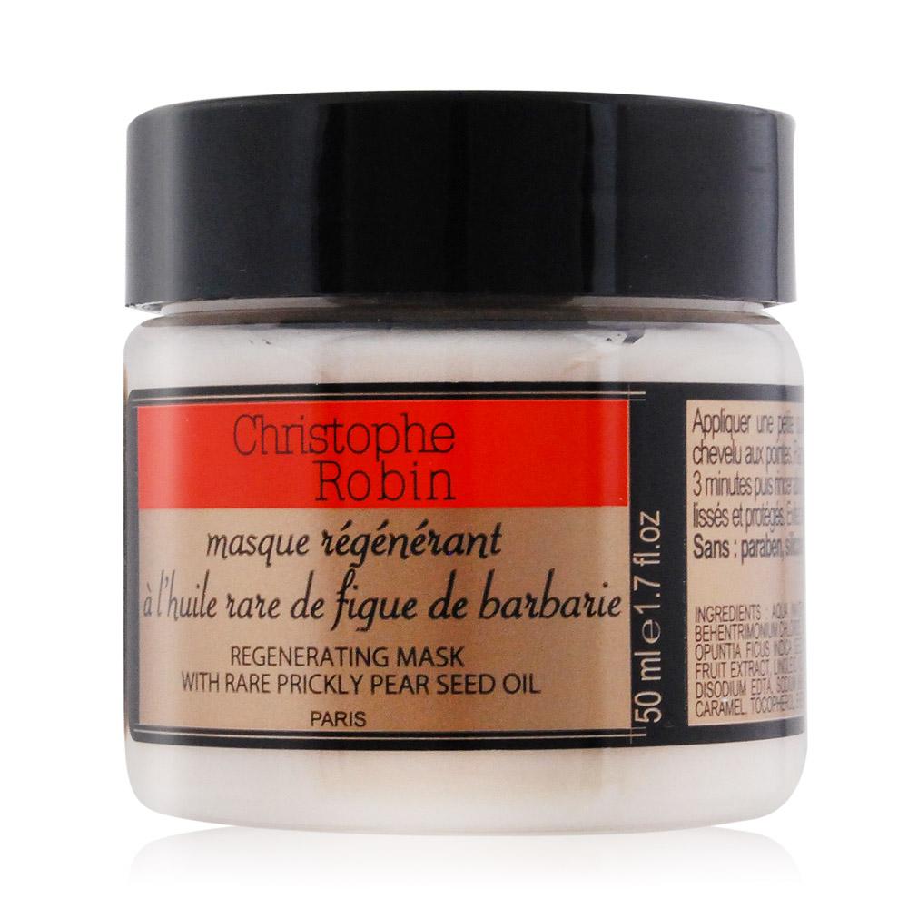 Christophe Robin 刺梨籽油柔亮修護髮膜(50ml)
