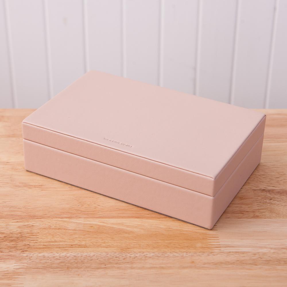 時光寶物單層飾品收納盒-生活工場