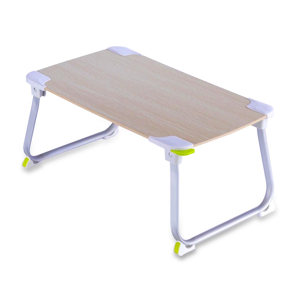 超輕多功能折疊NB電腦桌(LY-NB18)-木紋