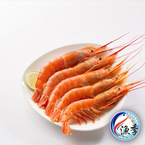 漁季 阿根廷天使紅蝦1盒(2000g/盒)