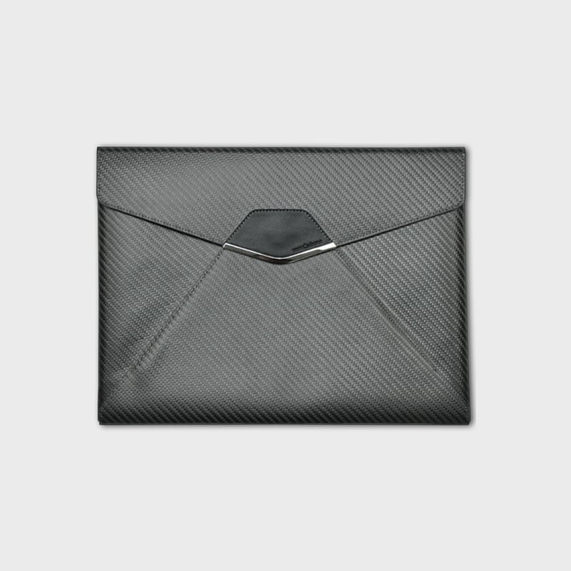 monCarbone Sleek Classic 經典款碳纖維收納袋 for iPad Pro 12.9吋