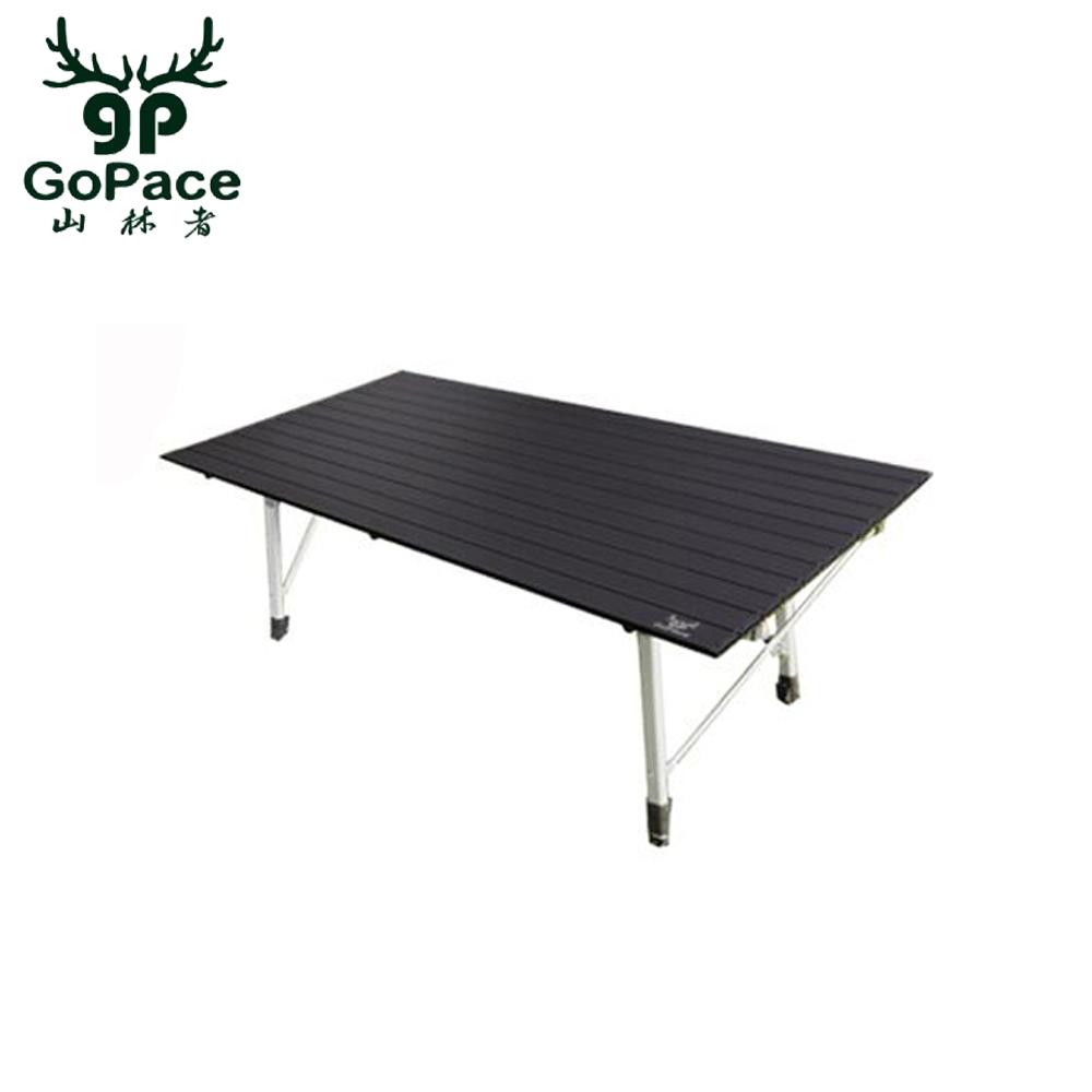 山林者 黑金鋼巨人蛋捲桌 GP-17661