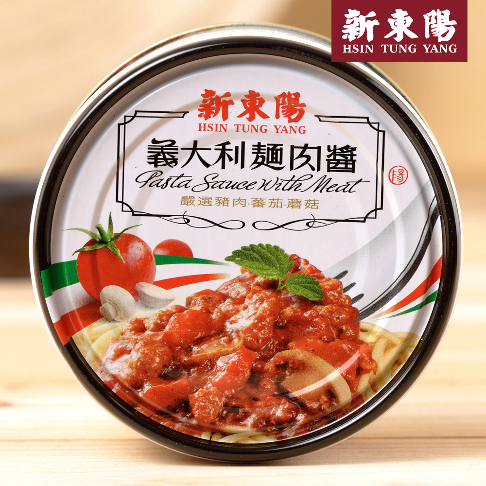 【新東陽】義大利麵肉醬 (160g*12罐),免運