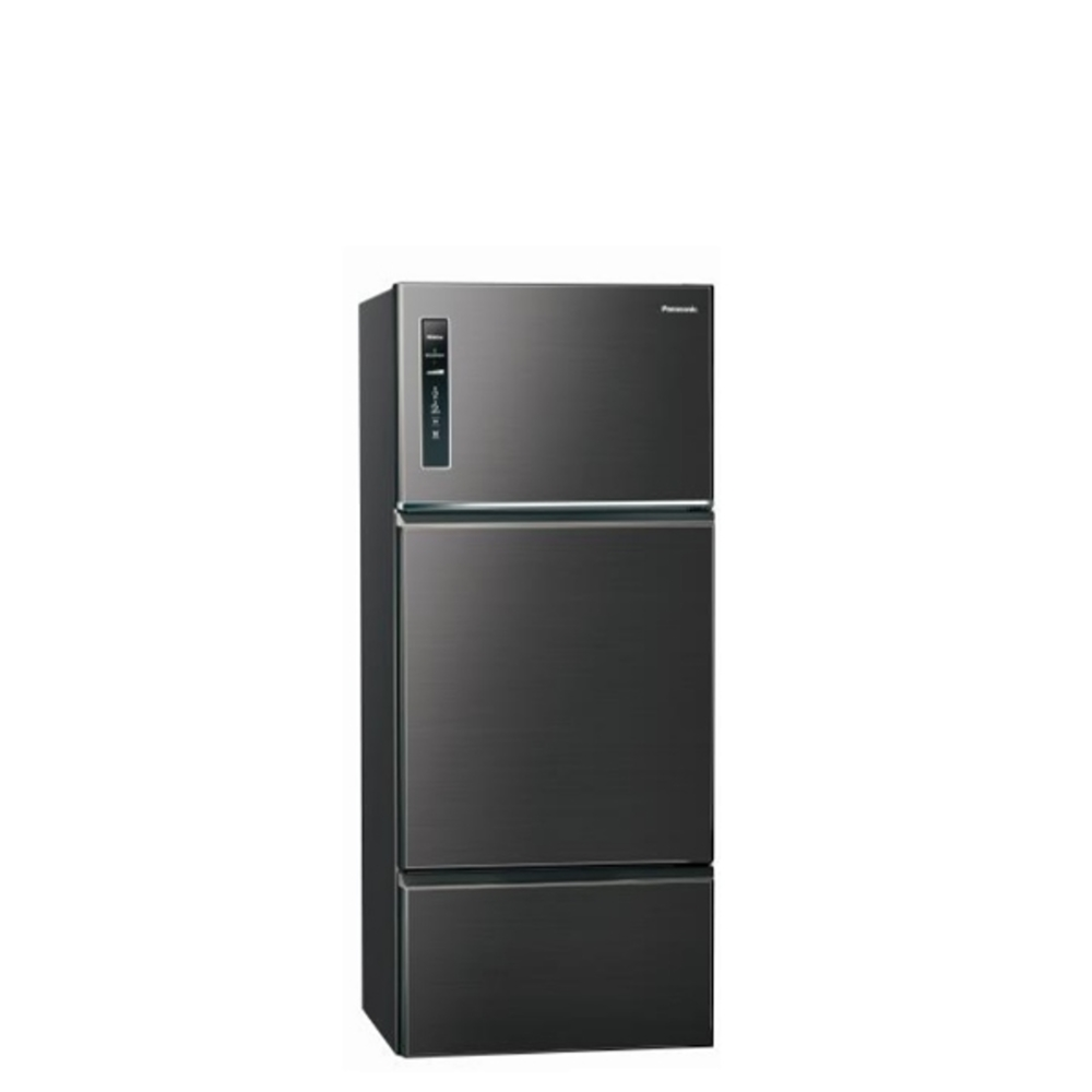 Panasonic國際牌481公升三門變頻冰箱星耀黑NR-C489TV-A