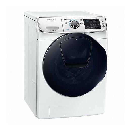 回函贈★三星17公斤滾筒洗脫無烘乾洗衣機WF17N7510KW/TW