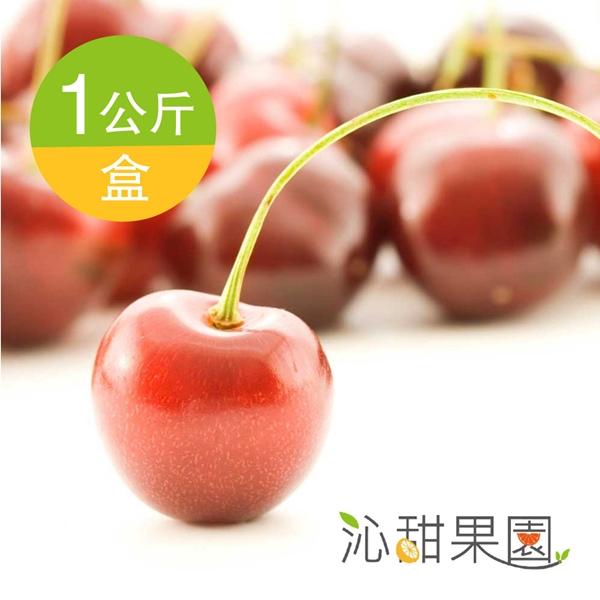 年後出貨《沁甜果園SE》智利空運頂級9.5ROW櫻桃(1公斤/盒)