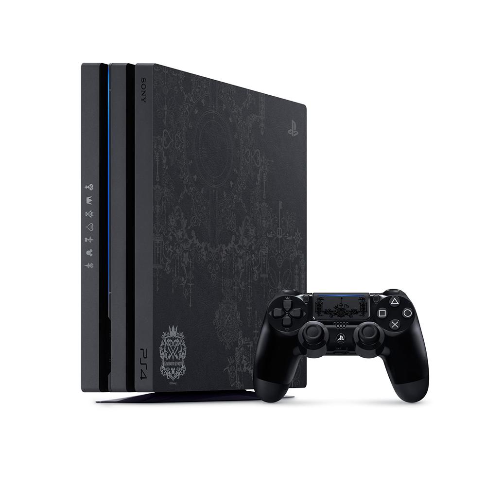 SONY PS4 Pro 王國之心3限量同捆組