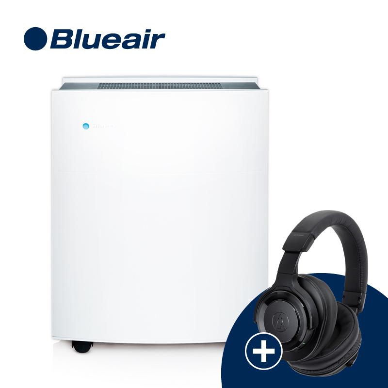 ★獨家送鐵三角無線耳罩式耳機(市價9800元)★ 【瑞典Blueair】 抗PM2.5過敏原 空氣清淨機 680i (22坪-36坪)
