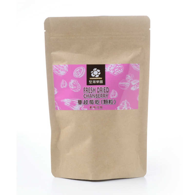 堅果樂園-蔓越莓乾3包