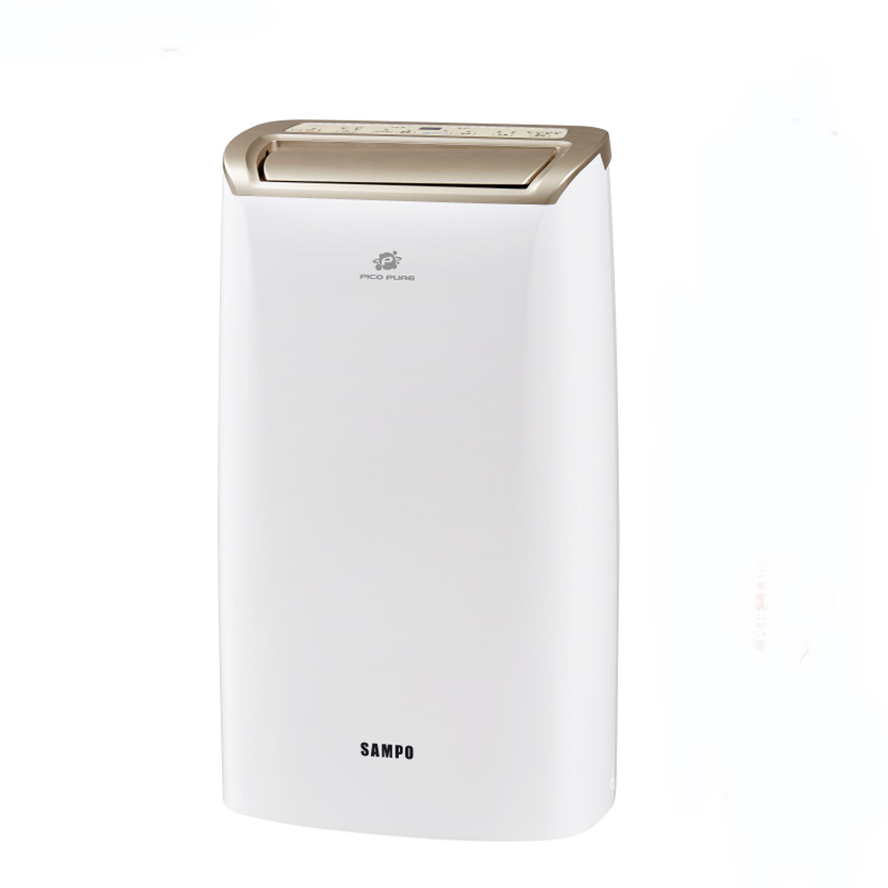 【SAMPO 聲寶】(10.5L)PICO PURE空氣清淨除濕機 AD-W720P
