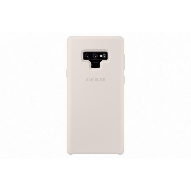 SAMSUNG Galaxy Note9 薄型背蓋 (矽膠材質) 象牙白