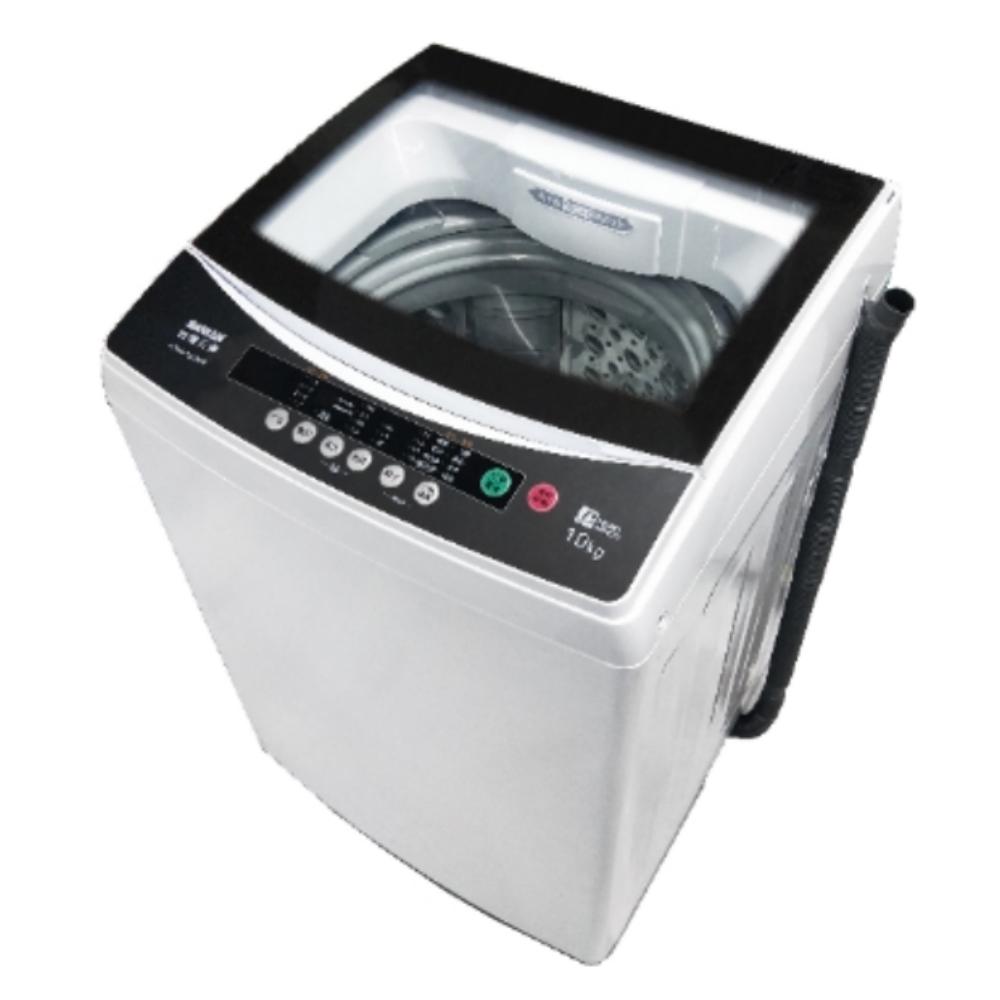 SANLUX台灣三洋10公斤洗衣機ASW-100MA