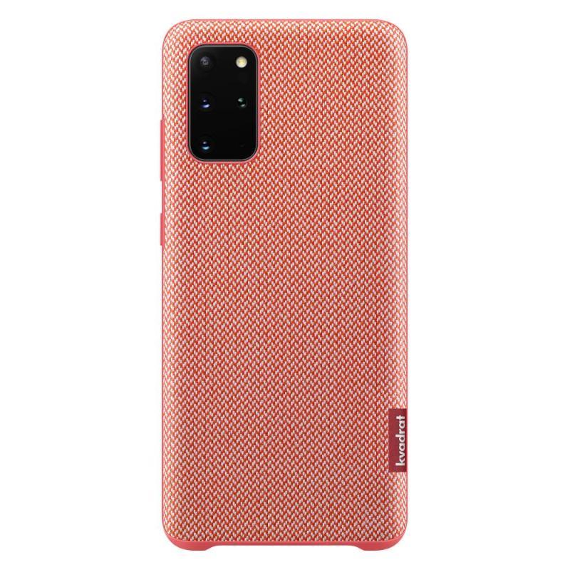 SAMSUNG Galaxy S20+ 5G織布背蓋 紅