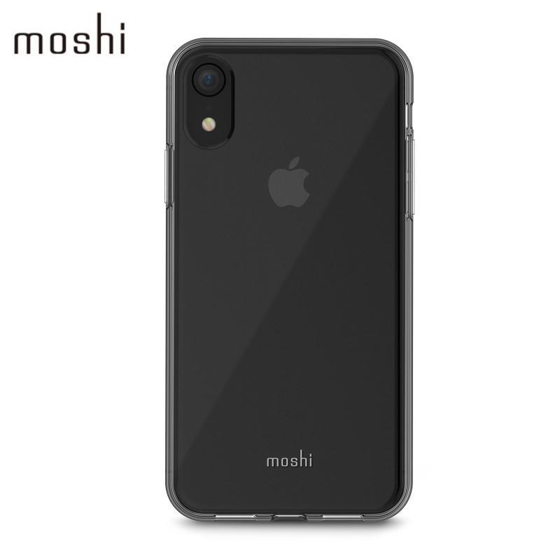 moshi Vitros 超薄透亮保護殼 iPhone XR 透