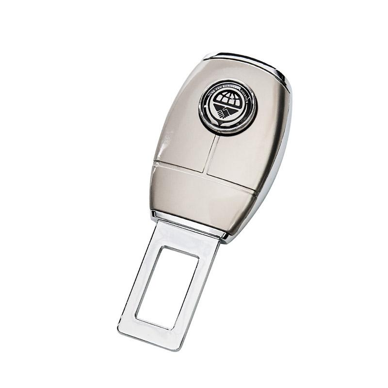 安全帶延長插扣-鋅合金 安全帶子母扣 安全帶延長器 消音扣 插扣 扣環 插銷 加長扣