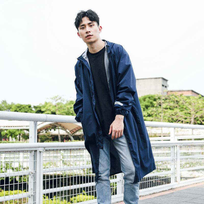 【MECOVER】東麗TRYSPEC機能風雨衣-松葉