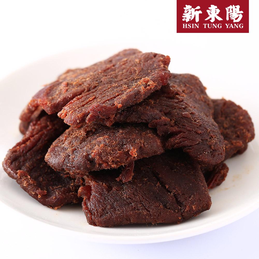 【新東陽】I-mini辣味牛肉乾 (90g*5包),免運