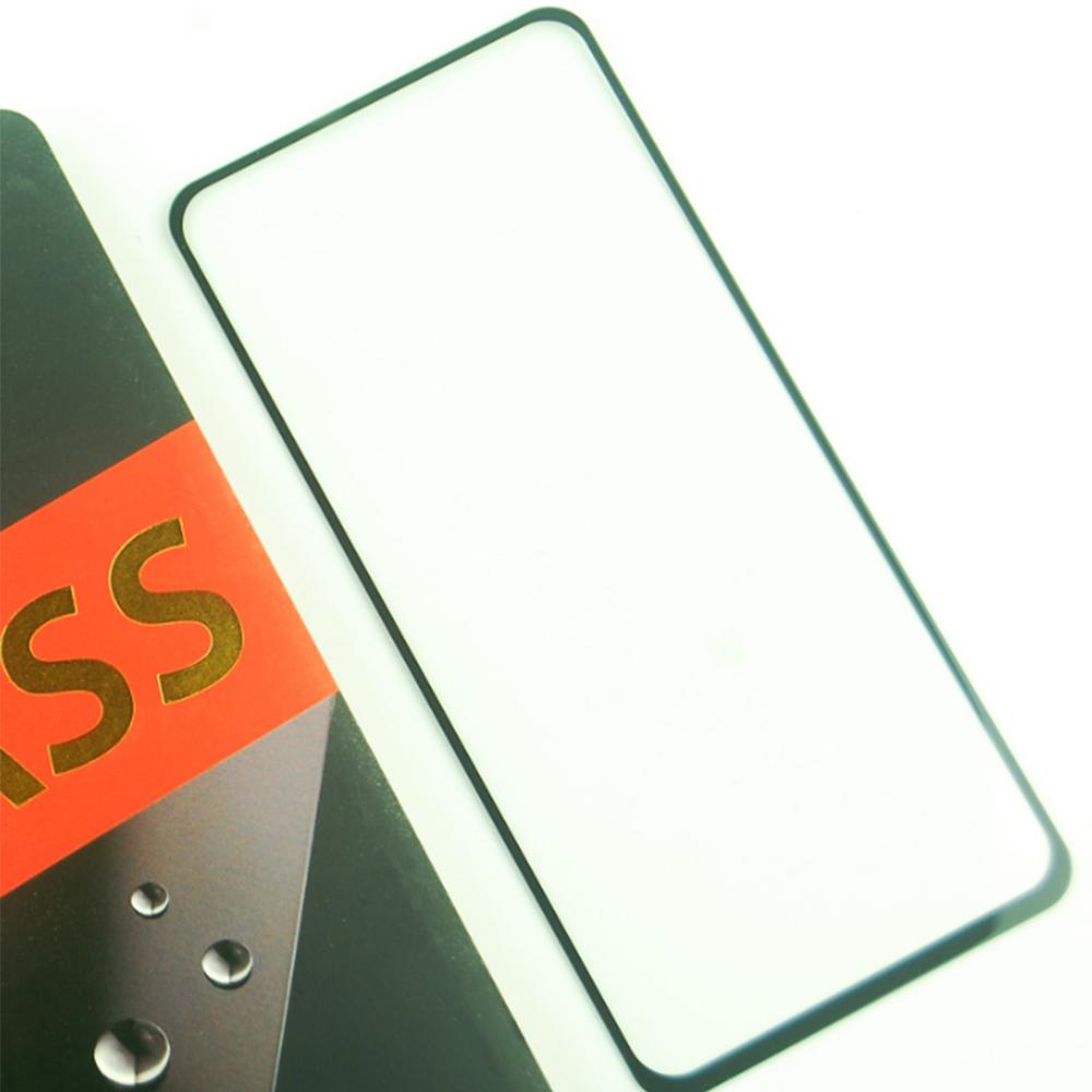 Goevno SAMSUNG Note 10 Lite 滿版玻璃貼(黑色)
