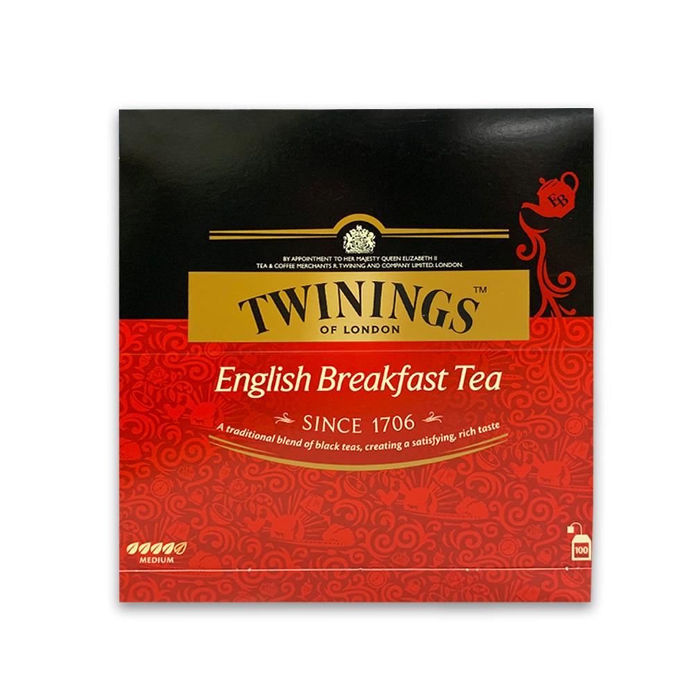 Twinings 英倫早餐茶 2g x100包