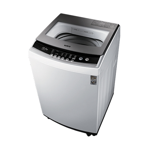SAMPO聲寶 7.5KG 定頻直立式洗衣機 ES-B08F