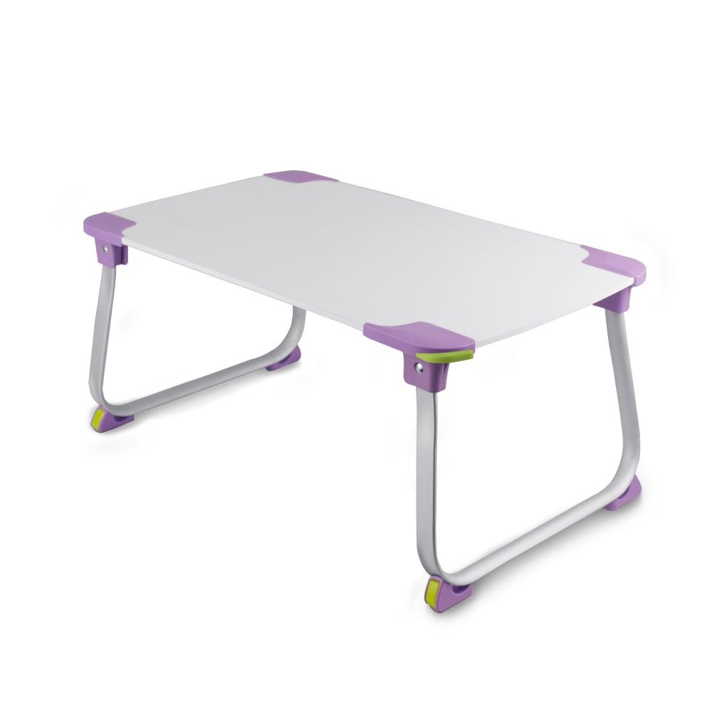 超輕多功能折疊NB電腦桌(LY-NB18)-紫色