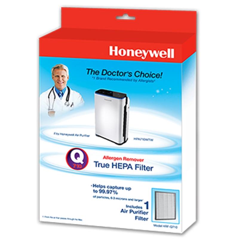 美國Honeywell-HRF-Q710 True HEPA濾網(1入)