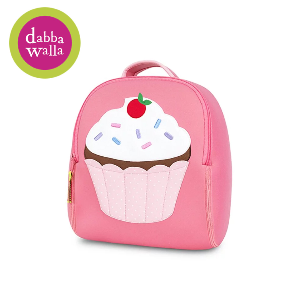 美國Dabbawalla瓦拉包 -蛋糕派對兒童後背包
