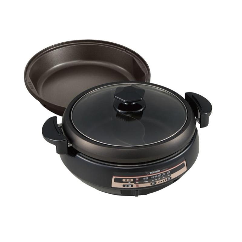 象印 EP-PVF20 4.5L鴛鴦鐵板萬用鍋 展示品