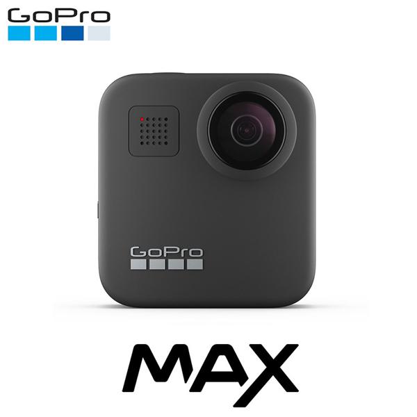 GoPro MAX 雙鏡頭 360度全景運動相機 5.6K30P 5m防水 原廠公司貨