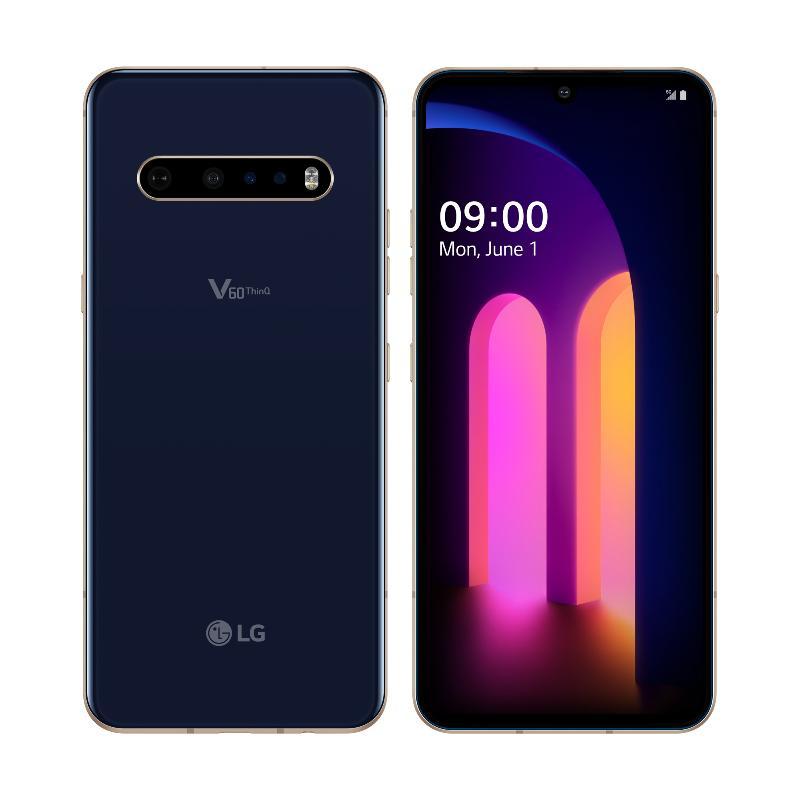 LG V60 ThinQ (V600EA) 【5G雙螢 極速感受】