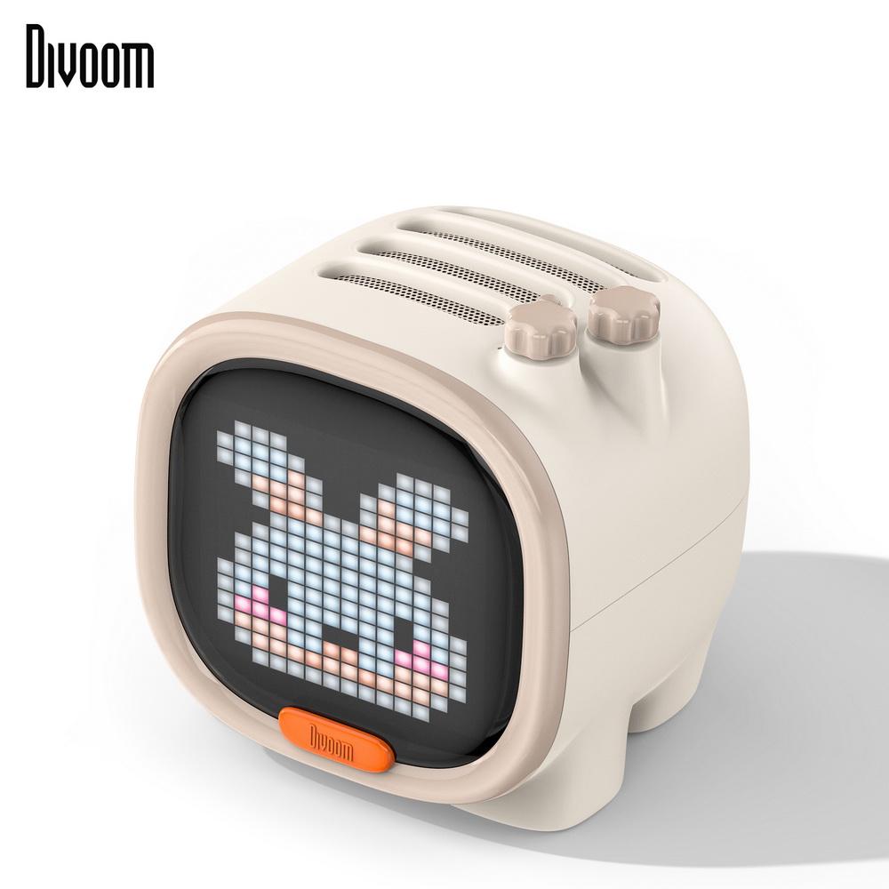 榮獲德國柏林國際電子展TOP獎【Divoom】TIMOO 像素藍牙喇叭(四色)