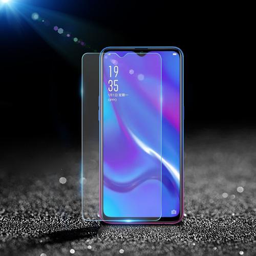 O-ONE旗艦店 鐵鈽釤鋼化膜 realme 3 Pro 日本旭硝子超高清手機玻璃保護貼