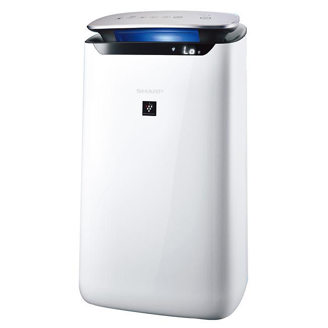 【SHARP夏普】自動除菌離子空氣清淨機 FP-J80T-W