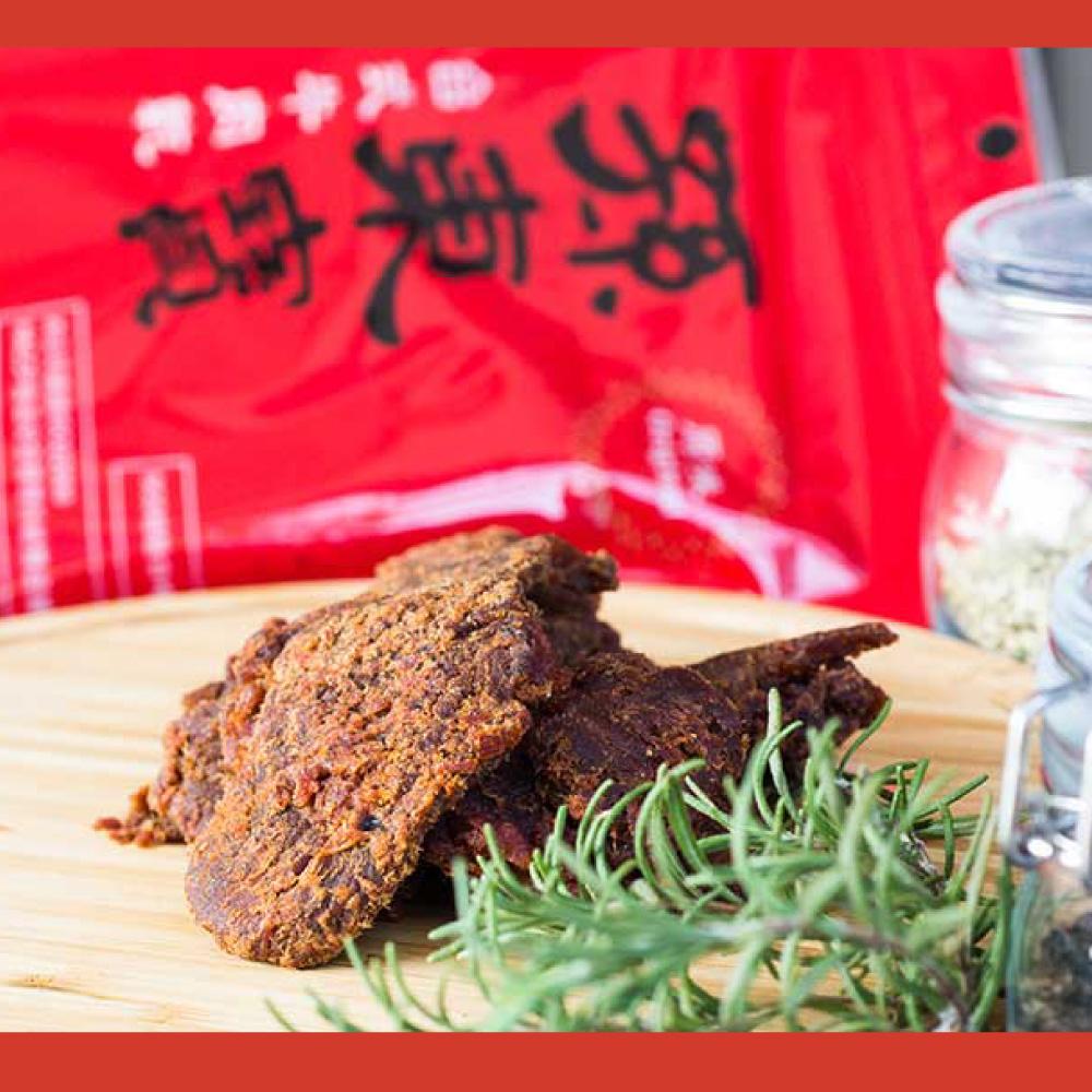 孫東寶 牛肉乾 - 原味/麻辣/黑胡椒/高粱原味/高粱辣味 5入組 源自台灣最大連鎖牛排館
