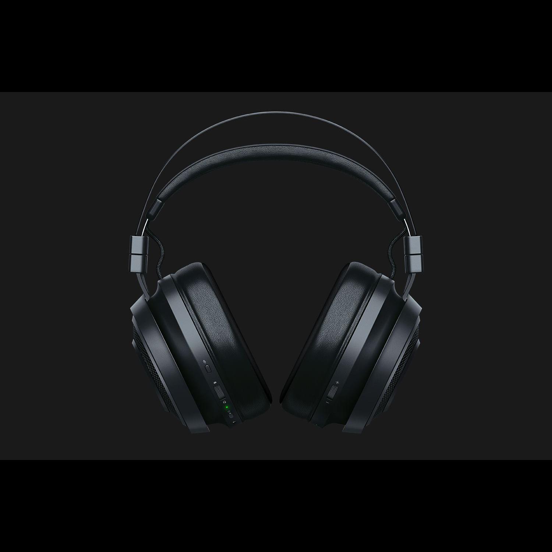 雷蛇RAZER NARI ULTIMATE影鮫終極版 電競無線耳機麥克風