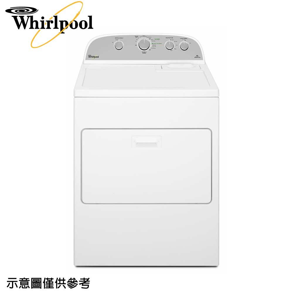 【Whirlpool惠而浦】12公斤極智電力乾衣機WED5000DW
