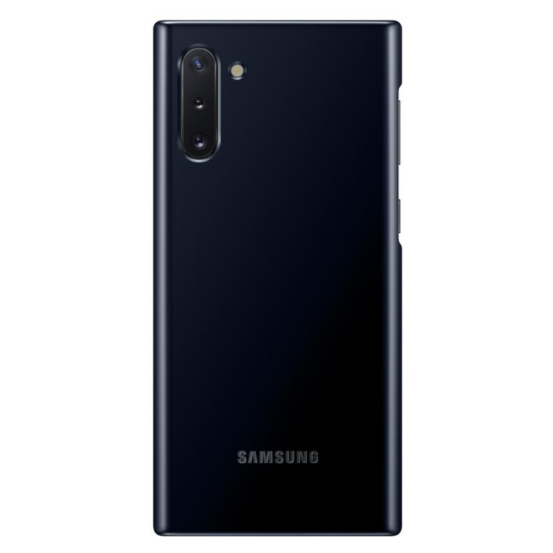 SAMSUNG Galaxy Note10 LED智能背蓋 黑