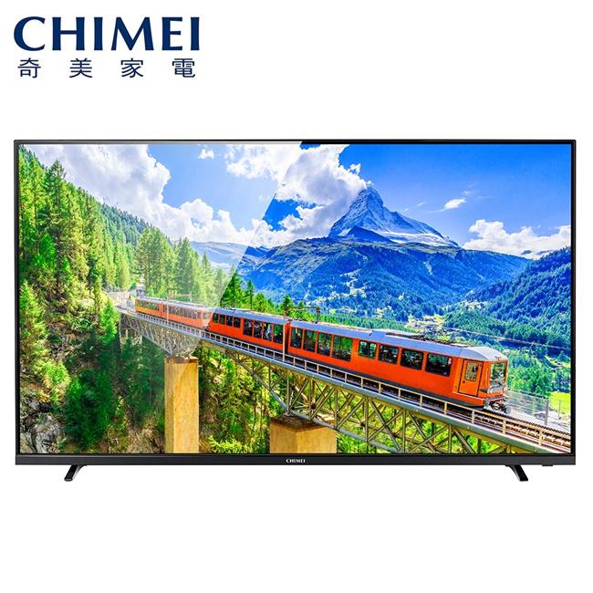【CHIMEI奇美】55型4K HDR低藍光智慧連網顯示器 TL-55M500