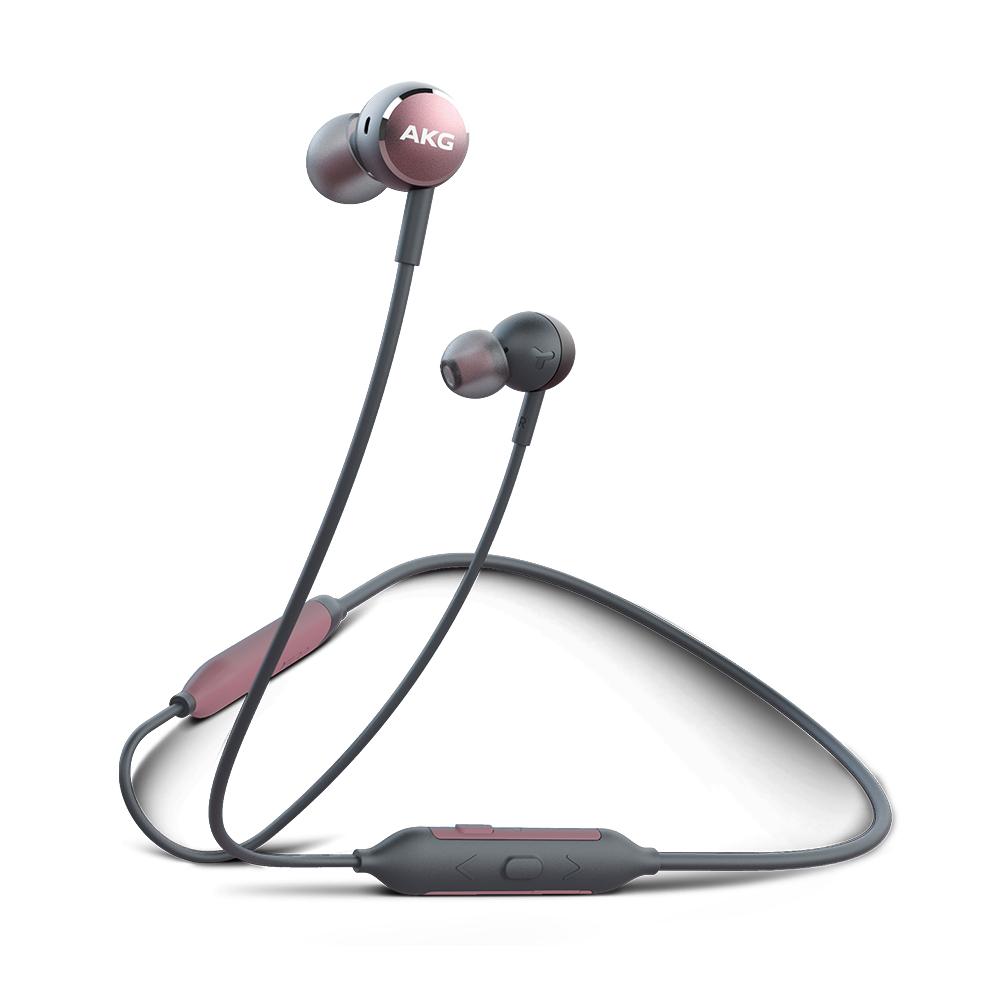 AKG Y100 Wireless 粉紅色 無線藍牙 耳道式耳機
