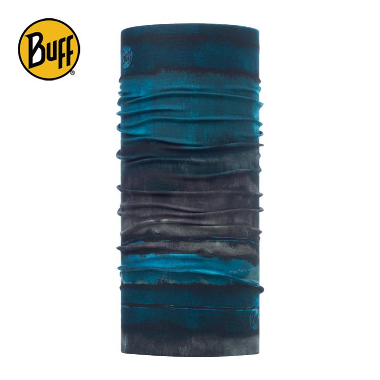 【西班牙 BUFF】祕境漂流 藍 Coolmax抗UV頭巾