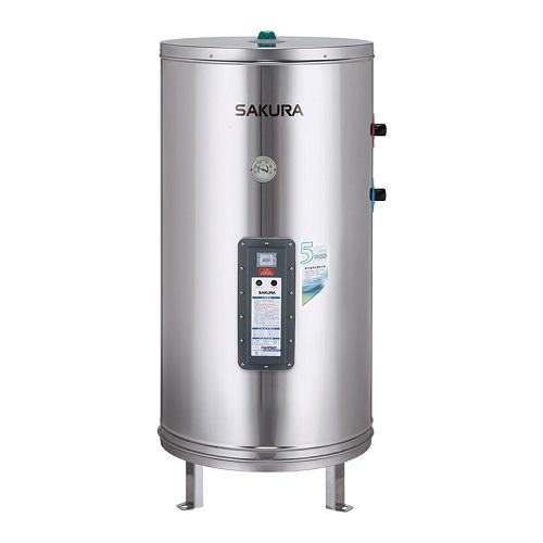 (全省安裝)【櫻花】50加侖電熱水器(與EH5000S6同款)熱水器(儲熱式) EH-5000S6