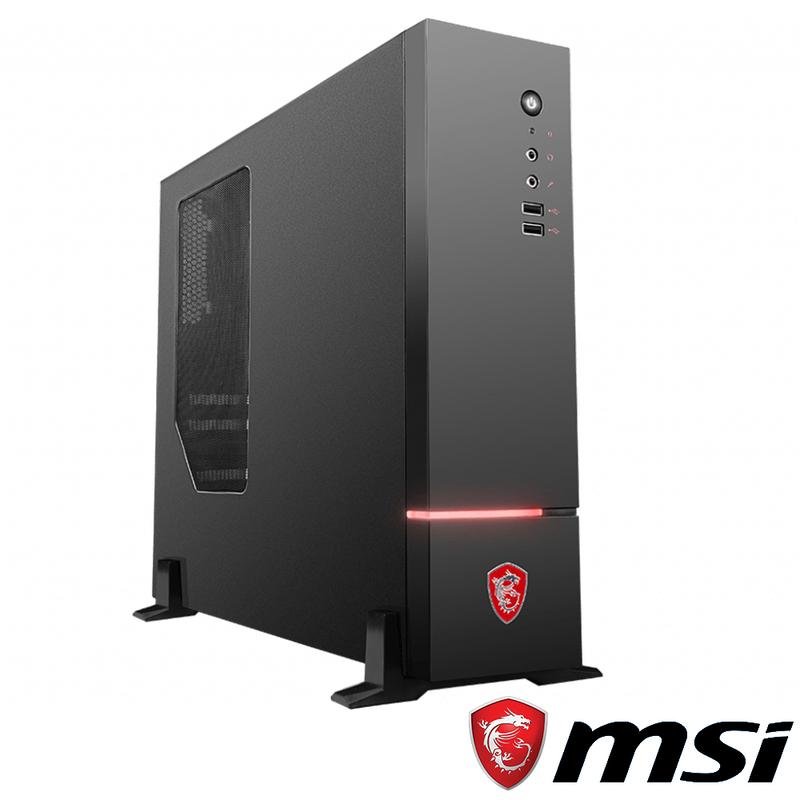 【MSI 微星】Codex S 8RA-008TW (i5-8400/8G DDR4/128G SSD+1TB HDD/GTX 1050 2G/Win10