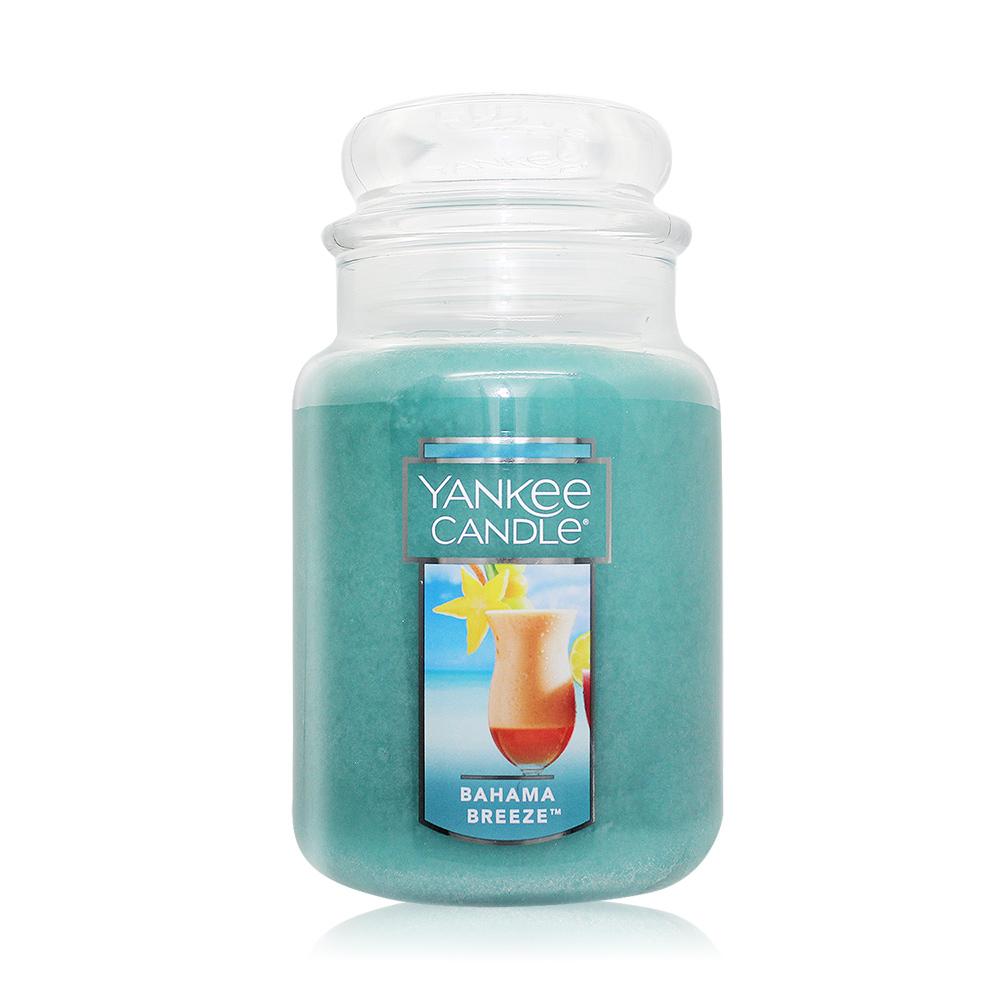 YANKEE CANDLE香氛蠟燭-巴哈馬微風 Bahama Breeze(623g)