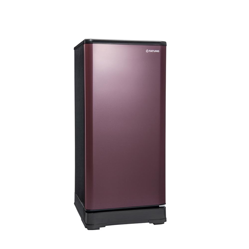 大同158公升單門冰箱巧克力色TR-A2160CLHR