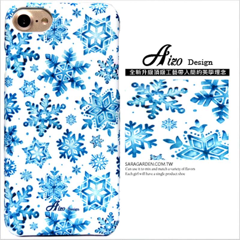 【AIZO】客製化 手機殼 ASUS 華碩 Zenfone3 5.5吋 ZE552KL 渲染 雪花 民族風 保護殼 硬殼