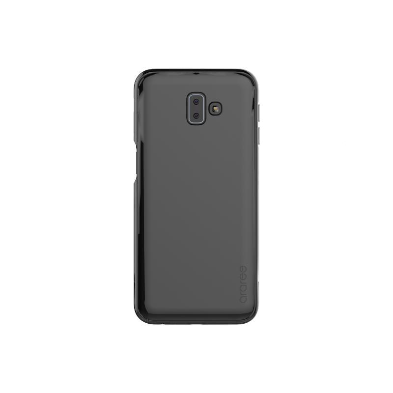 SAMSUNG Galaxy J6+ KD Lab TPU握感背蓋 黑