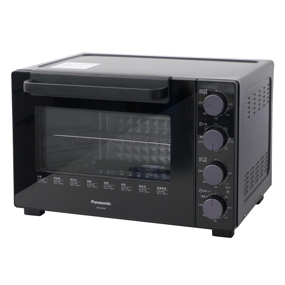 Panasonic 國際牌 32公升雙溫控發酵電烤箱 NB-H3202
