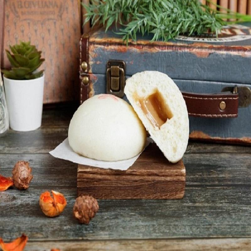 【阿水伯肉包】黑糖麻糬包(5入/袋,共兩袋含運費)